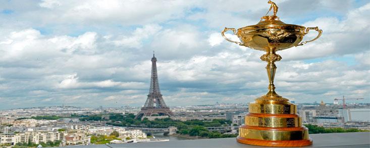 El torneo de golf más grande del mundo arranca esta semana en París