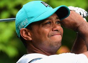 Tiger Woods, co-líder con -11 para seguir soñando con los Play-Offs