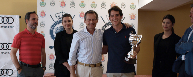 Lorenzo Ostos gana el torneo Safamotor