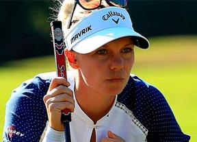Madelene Sagstrom se estrena en Florida en la LPGA con Ciganda decimoquinta