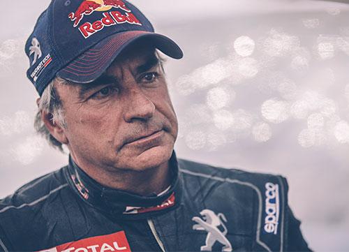 Sainz consigue la etapa en un Dakar descafeinado