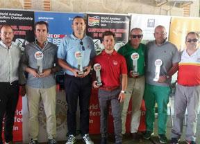 El WAGC 2017 pasó por Salamanca Golf con excelentes resultados