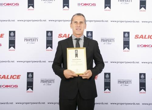 Las Colinas Golf & Country Club, premiado en los European Property Awards