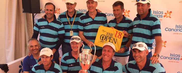 El mejor torneo amateur de golf del mundo llega a Madrid