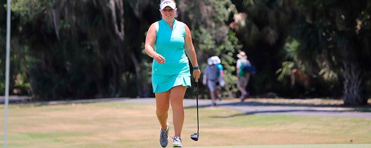 Samantha Wagner encabeza la lista en el Mission Inn Resort