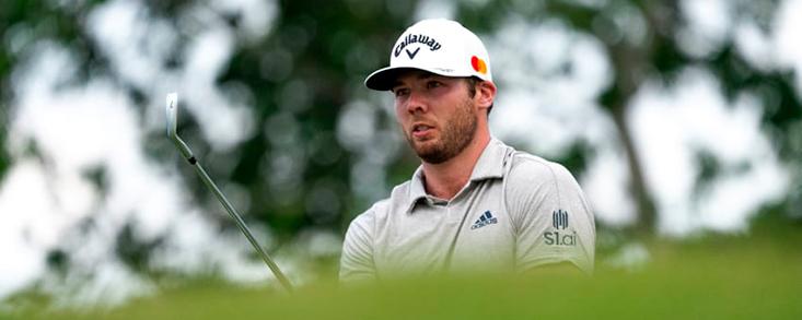 Sam Burns lidera el AT&T Byron Nelson con el objetivo de alcanzar su segundo título en el PGA Tour
