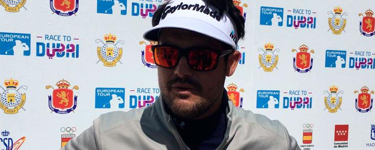Samuel del Val: 'Hoy he jugado muy bien'
