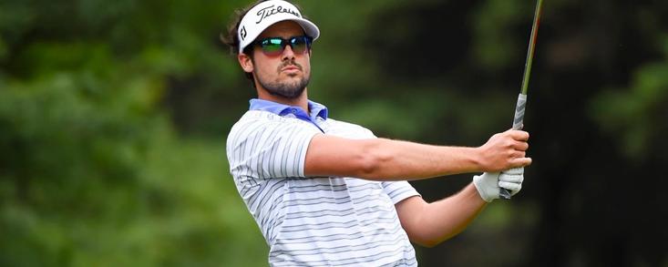 Top 25 para Samuel del Val en el PGA Tour de China