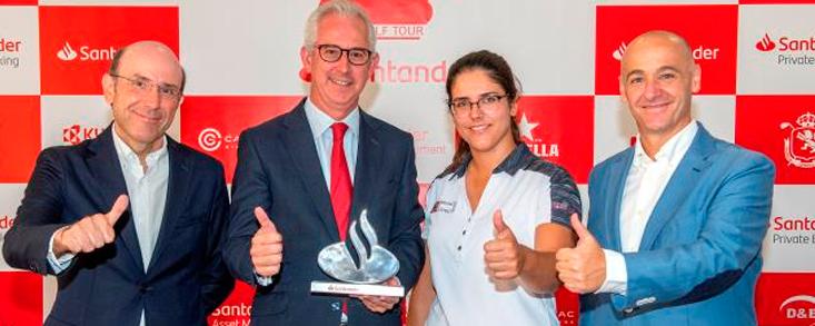 Arranca el Santander Golf Tour 2018 en El Escorpión