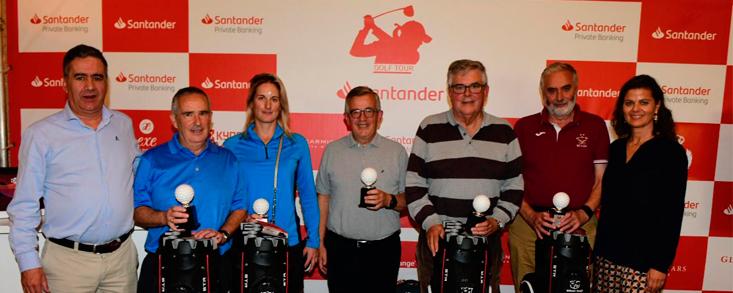 Ambiente de gala en el ProAm del Real Club de Golf de La Coruña