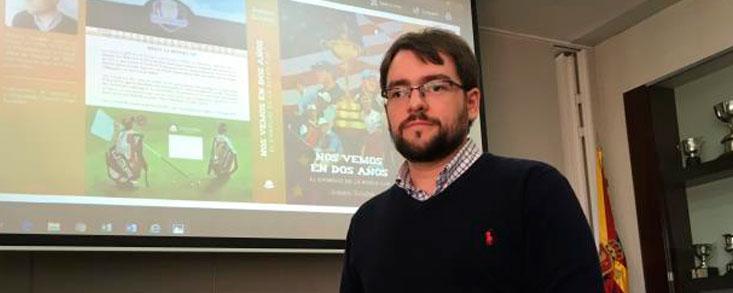 El libro de Antonio Sándeto presentado en Madrid