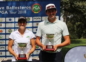 Marta Sanz y Alfredo García Heredia triunfan en el Club Deportivo Race
