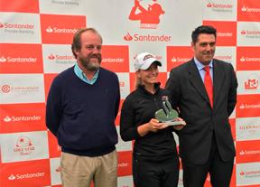Laura Gómez gana en Neguri tras un emocionante play off de tres hoyos