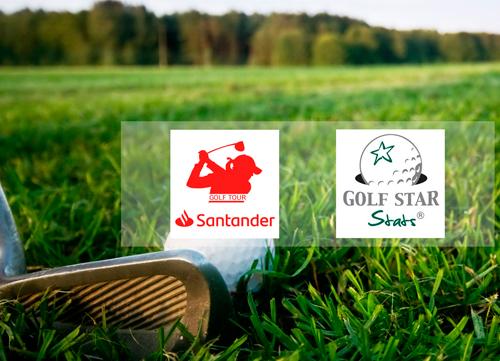 El Santander Tour ya tiene sus estadísticas con Golf Star Stats