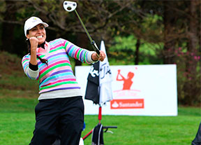 El Santander Golf Tour hace balance