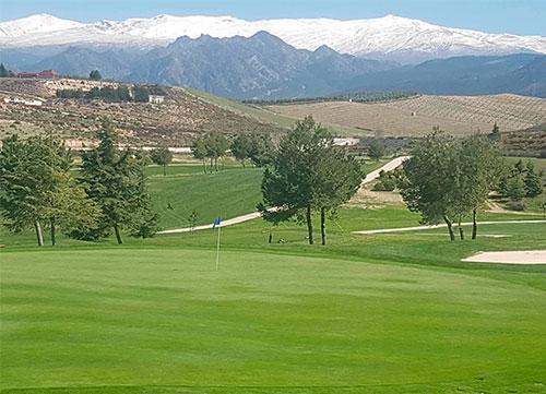 Santa Clara Golf, listo para el Alps de Andalucía