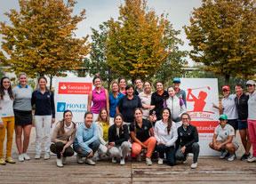 El Santander Golf Tour consolida su apoyo al golf femenino