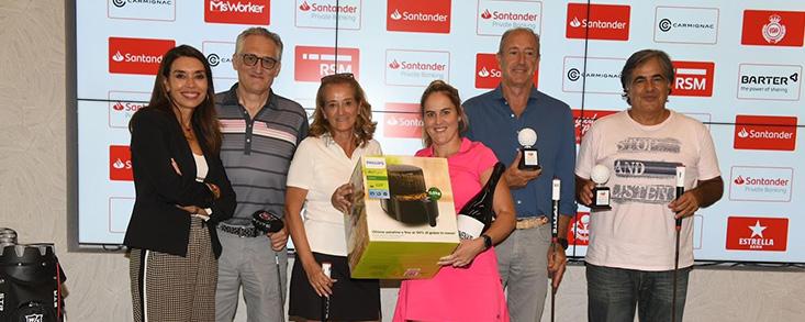 Nueva cita en el Real Club Sevilla Golf
