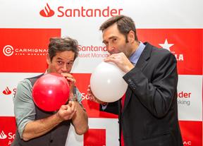 El Santander Tour se une a la lucha contra la Fibrosis Quística