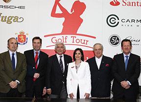 Pistoletazo de salida para la apuesta por el golf femenino del Santander Golf Tour