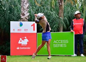 El Santander Tour creció de forma exponencial con una media de 58 jugadoras por torneo