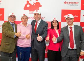 Habrá Santander Golf Tour Femenino en 2018 con un calendario de 11 torneos