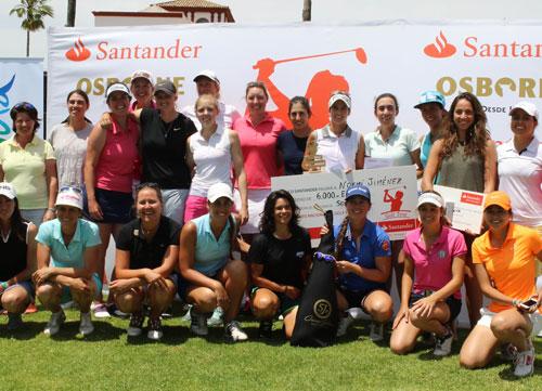 29 profesionales y 4 amateurs, se la juegan en Izki Golf