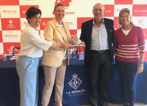 El Santander Golf Tour visita esta semana La Peñaza