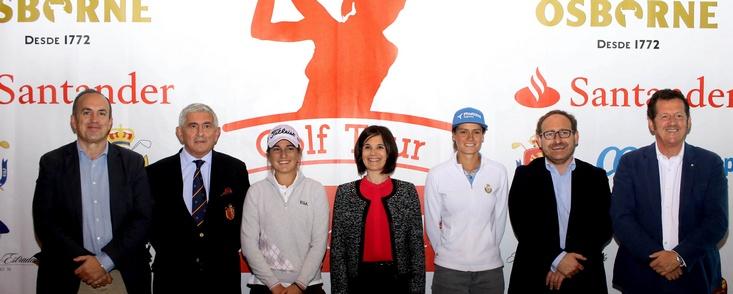 Madrid culminará en el Golf Santander una gran temporada para el golf femenino