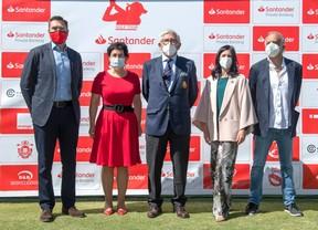 El Santander Tour comenzará el 25 de abril