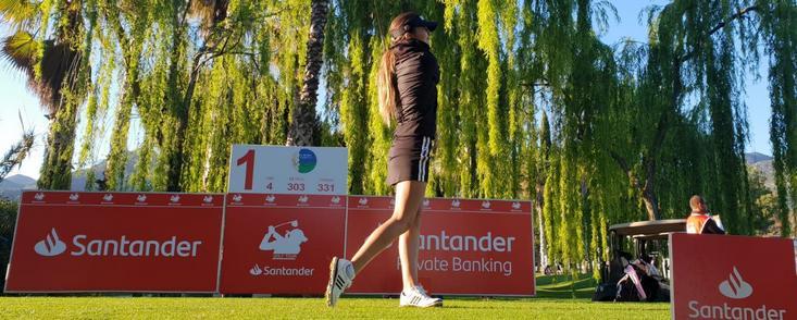 94 jugadoras cierran en Lauro Golf la temporada del Let Acces