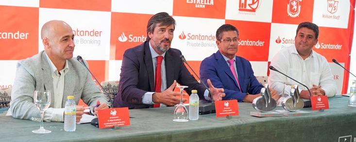 El Santander Golf Tour desembarca en Sevilla en la cuarta cita del calendario