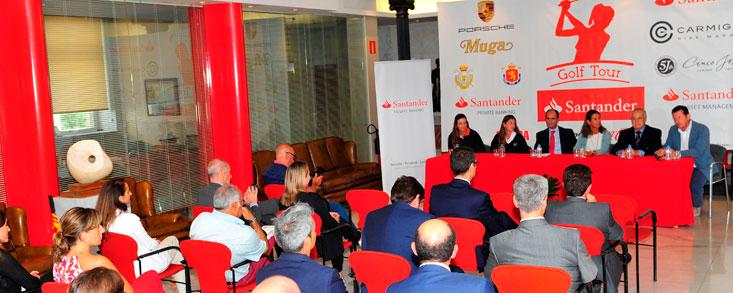 El Santander Tour de Pedreña ya está en marcha