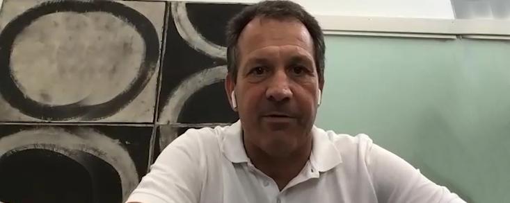 Santiago Luna: 'La temporada dependerá del COVID pero va a ser una año terrible'