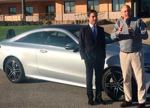 'Hay muchas cosas en común entre el golf y Santogal Mercedes'