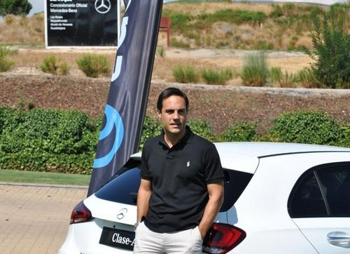Felipe Villa: 'El perfil del jugador de golf encaja a la perfección con el de Mercedes'