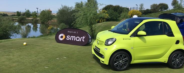 El golf fue la estrella en la primera edición del torneo Santogal Mercedes