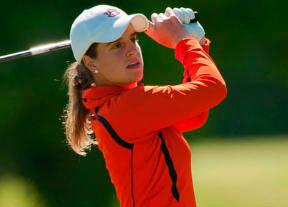Patricia Sanz roza el top ten en Florida