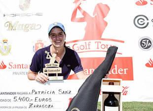 Patricia Sanz se impone en La Peñaza