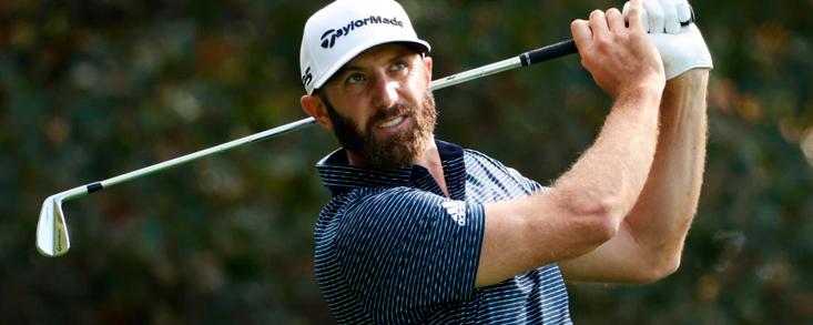 Dustin Johnson acude a Arabia Saudi con toda la 'Armada' del PGA Tour