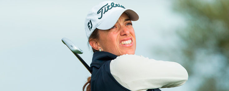 Silvia Bañón conserva el top ten en Australia, a tres golpes de la cabeza