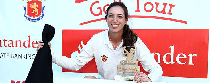 Silvia Bañón triunfa en Vallromanes