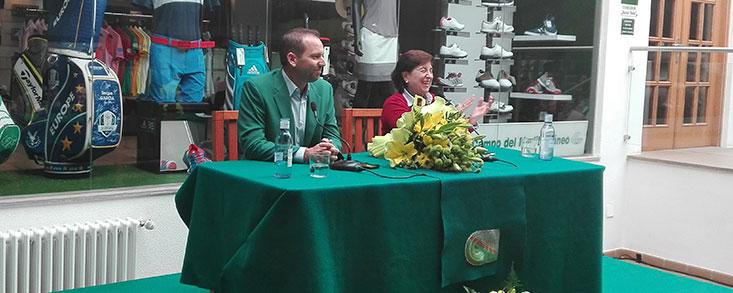 """Sergio García: """"Este Masters es un punto de inflexión"""""""