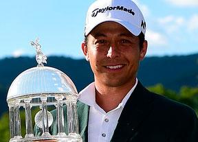 Otro éxito de un rookie en el PGA Tour