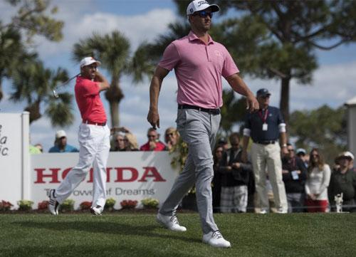 Adam Scott y Sergio García, principales atractivos esta semana en el PGA