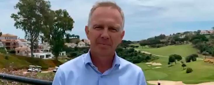 Sean Corte-Real: 'En La Cala estamos preparados para recibir golfistas'