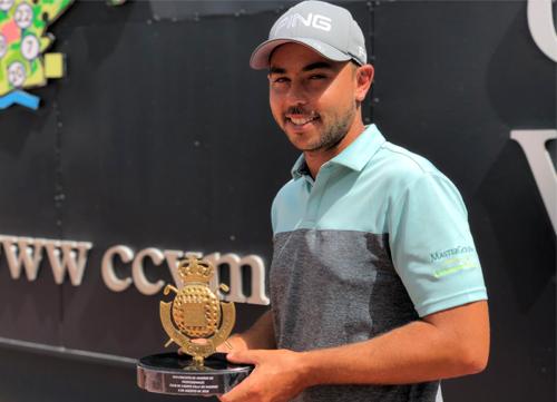 Sebastián García Rodríguez consigue su segunda victoria de la temporada