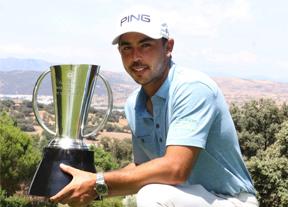 Sebastián García gana el Campeonato de Madrid de Profesionales