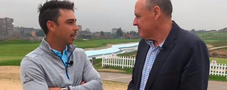 Sebas: 'Este año quiero ganar un torneo del European Tour'