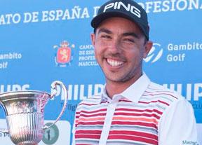 Sebastián García Rodriguez brilla con su victoria en Augusta Golf Calatayud